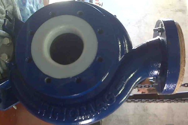 Pump Rebuild Inline Engineering Karratha InLine Engineering