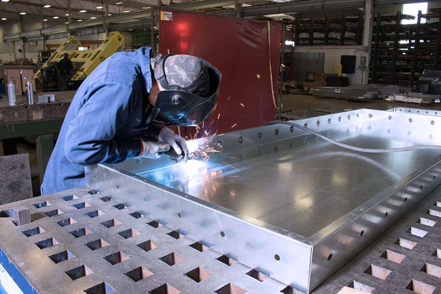 The Challenges of Welding Aluminium